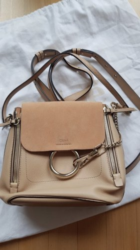 ⭐️Chloe Faye Tasche Handtasche Rucksack neuwertig ⭐️