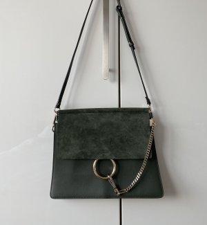 Chloé Faye Tasche Midnight Green