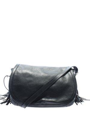 Chloé Sac à franges noir style décontracté