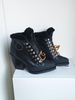 Chloé Buty zimowe czarny