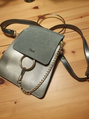 See by Chloé Sac à main gris-gris anthracite