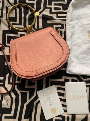 Chloé Borsetta rosa Pelle