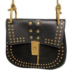 CHLOÈ Handtasche schwarz