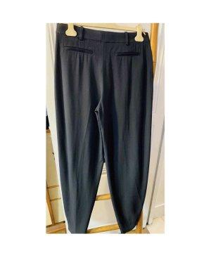 Chloé Drainpipe Trousers black