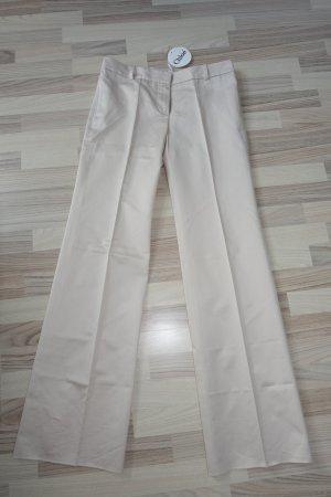CHLOE Hose, wunderschoene feminine Anzughose in hellrosa/beige, Gr. fr. oder EUR 40/38