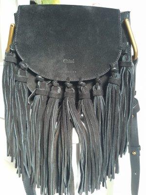 Chloé Fringed Bag black