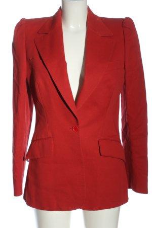 Chloé Klassischer Blazer rosso elegante