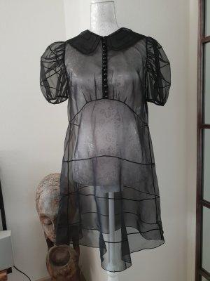Chloé Robe à manches courtes noir