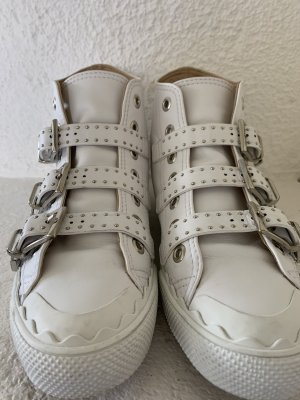 Chloé Kyle Stud Buckle High Top Gr. 40