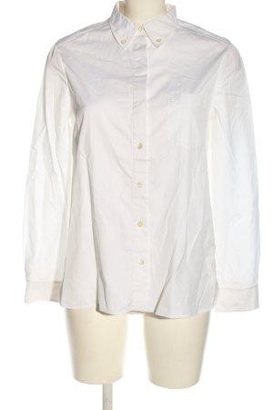 Chloé Koszula z długim rękawem biały W stylu biznesowym