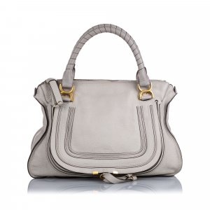 Chloe Large Marcie Leather Handbag