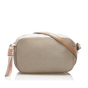 Chloe Leather Crossbody Bag