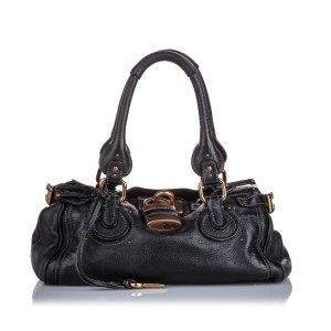 Chloé Handbag black leather