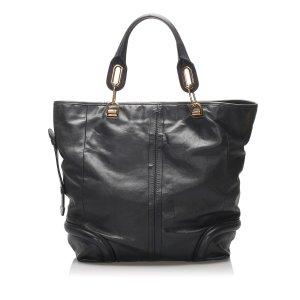 Chloé Tote black leather