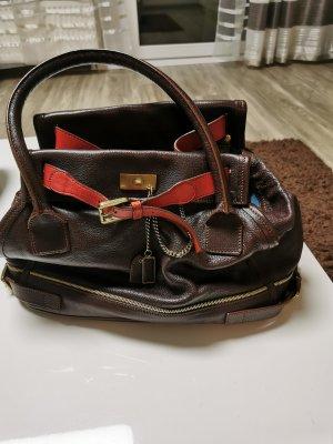 Chloé Leder Tasche