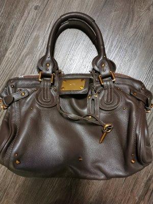 Chloé Leder vintage Tasche