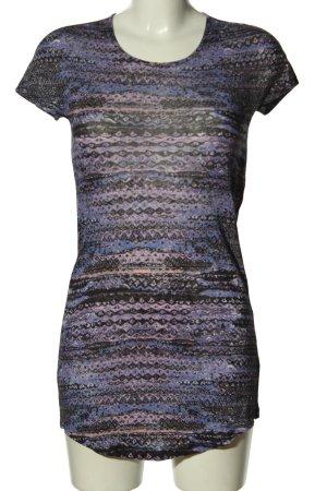 Chloé Długa koszulka Graficzny wzór W stylu casual