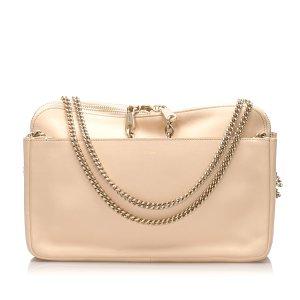 Chloe Lucy Leather Shoulder Bag
