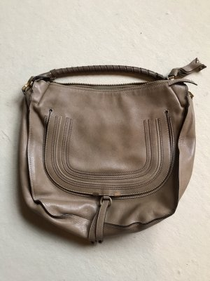 Chloe Marcie Hobo Large in Nut