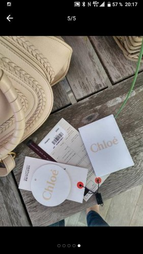 Chloé Handbag cream