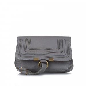 Chloe Marcie Leather Belt Bag