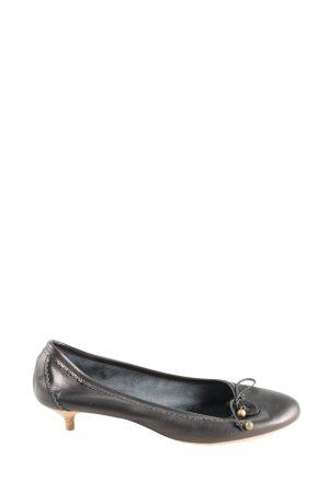 Chloé Zapatos Mary Jane negro look casual