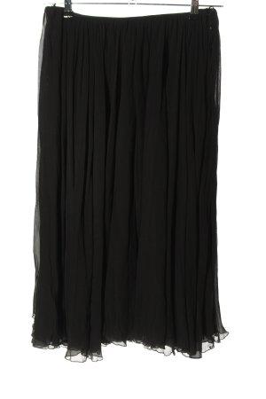 Chloé Spódnica midi czarny W stylu casual