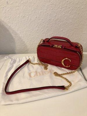 Chloé Mini C-Vanity Tasche - NEU
