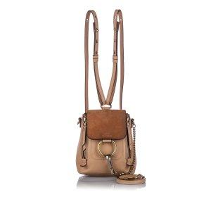 Chloe Mini Faye Backpack