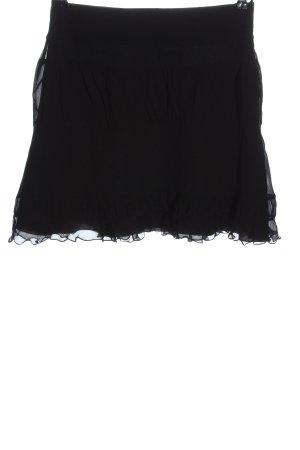 Chloé Minigonna nero stile casual