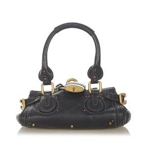 Chloe Paddington Leather Handbag