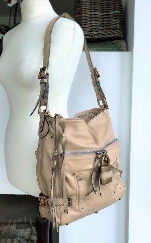 Chloé Shopper multicolored leather