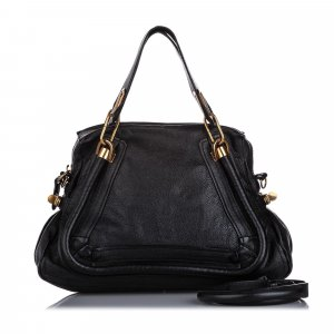 Chloe Paraty Leather Satchel