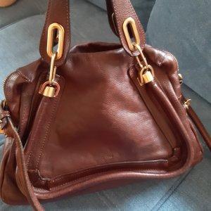 Chloé Crossbody bag brown red