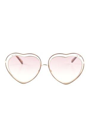 Chloé Pilotenbril veelkleurig