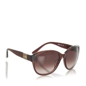 Chloé Gafas de sol marrón oscuro