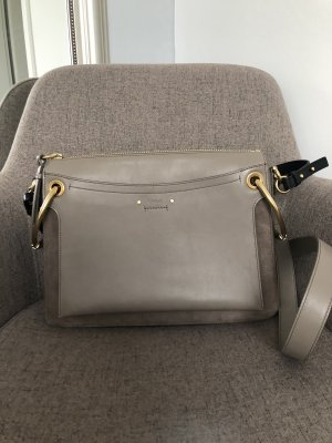 Chloe Roy Bag Medium in Motty Grey