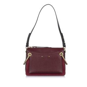 Chloe Roy Leather Shoulder Bag