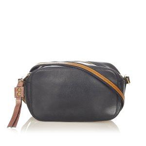 Chloé Crossbody bag black leather