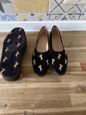 Chloé Buty wciągane czarny
