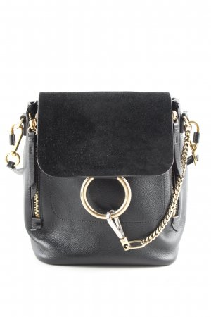 Chloé School Backpack black elegant