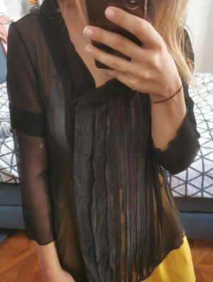 Chloé Silk Top black