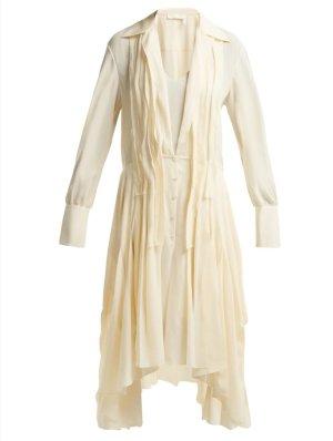 Chloé Robe de soirée multicolore soie