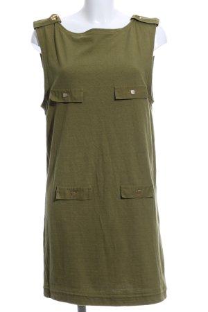 Chloé Shirtkleid khaki Casual-Look