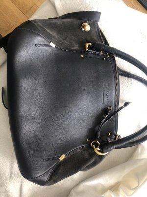 Chloe Shopper/Tasche dunkelblau