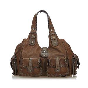 Chloe Silverado Shoulder Bag