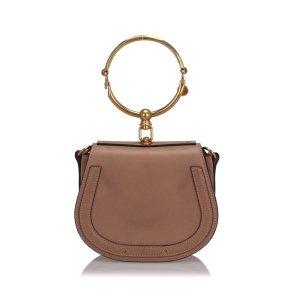 Chloe Small Nile Crossbody Bag