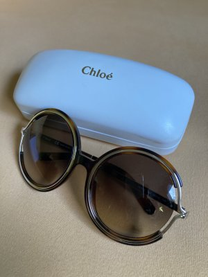 Chloé Gafas de sol redondas multicolor