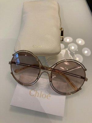 Chloé Sonnenbrille gold