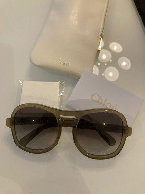 Chloé Sonnenbrille khaki